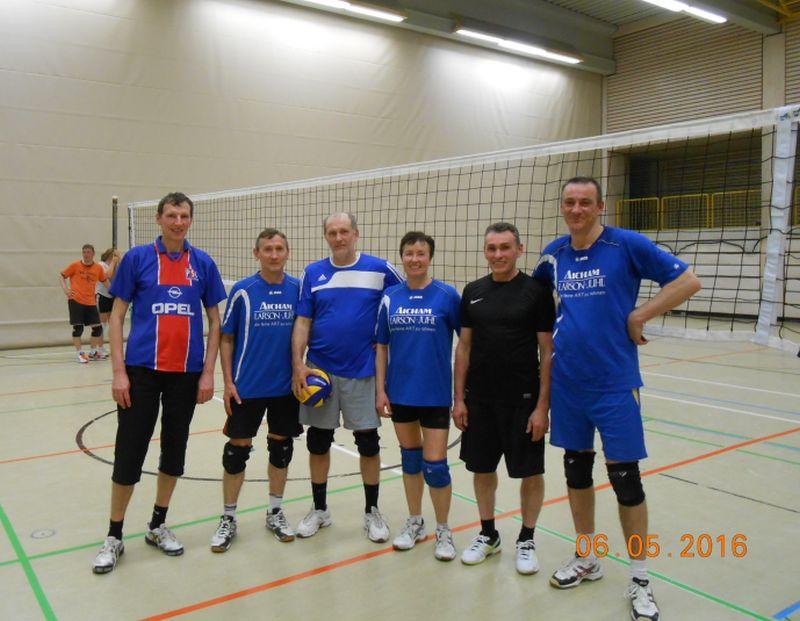 Volleyball Ulm Wiblingen