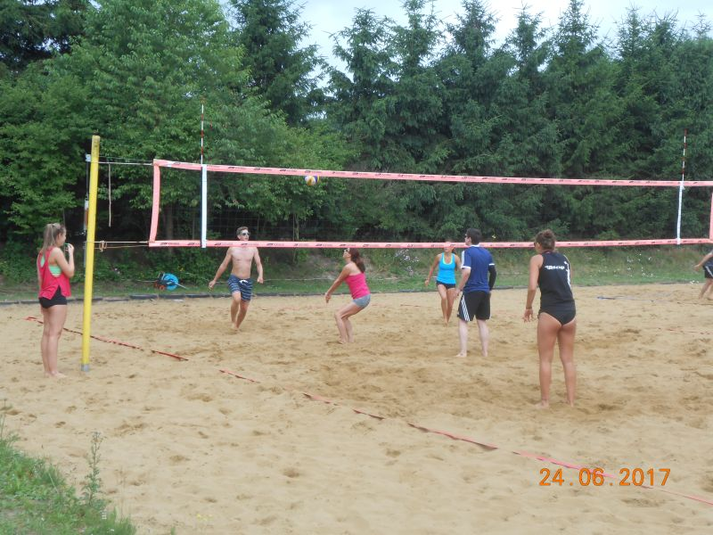 Beachvolleyball Ulm